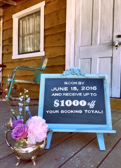 Book by June 15 for up to $1000 off your rental total!
