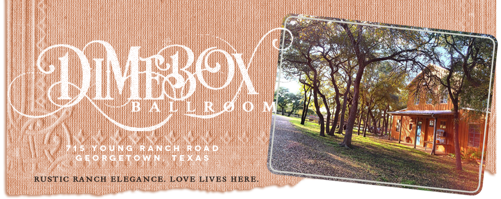 Dimebox Ballroom Vintage Rustic Wedding Event Venue Serving Georgetown Austin And The Central Texas Region